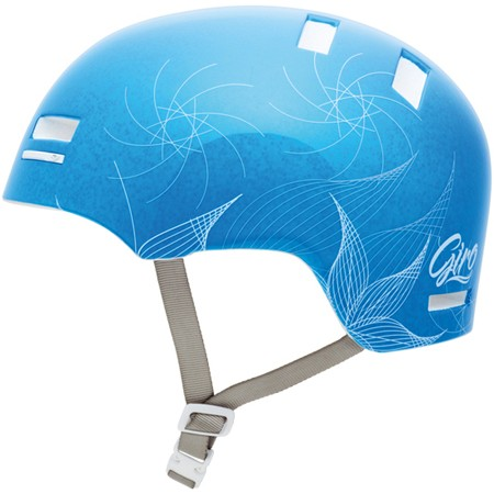 Section Helm hellblau