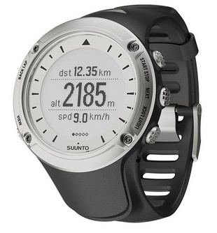 suunto ambit gps outdoor uhr sportuhr silber. Black Bedroom Furniture Sets. Home Design Ideas