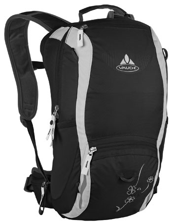 Vaude Roomy 17+3 Damen Rucksack Black 10823 010