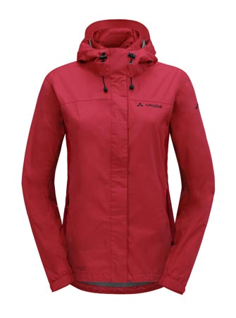 Birch Jacket Red Damen