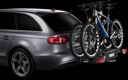 thule easyfold 931 fahrradtr ger f r 2 r der 13 polig. Black Bedroom Furniture Sets. Home Design Ideas