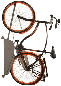 wheelylift fahrrad aufh ngesystem mit hebemechanismus 1835 max 35kg. Black Bedroom Furniture Sets. Home Design Ideas