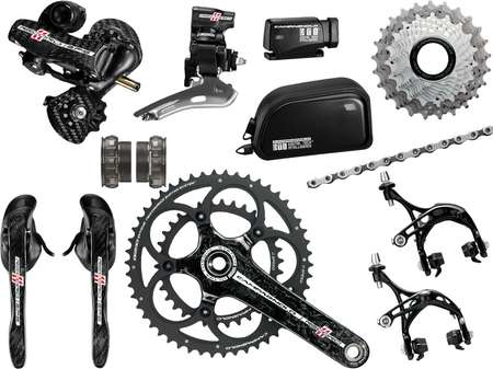 Campagnolo Athena Carbon 11-fach EPS Komplettgruppe ...