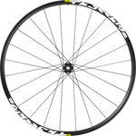 Mavic Crossride FTS-X Disc International MTB Laufradsatz Schwarz