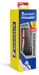 Michelin Power Endurance Race Faltreifen Schwarz/Rot 23mm
