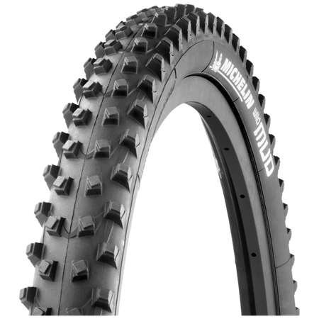 Michelin Wildmud Advanced Magi-X Reinforced MTB Faltreifen Schwarz