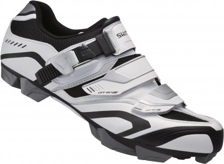 Shimano SH XC50 Mountainbike Schuh, schwarzweiß |