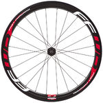 Fast Forward Carbon F4R Laufradsatz (45mm) 20/24H Tubular DT Swiss 240S