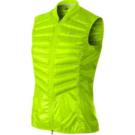 look for buying new cheaper Nike Aeroloft 800 Laufweste Gelb Damen