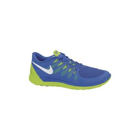 5dc30506fef94 Nike Free 5.0 Laufschuhe Blau Grün Herren