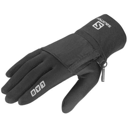 S-LAB Warm Handschuhe Schwarz